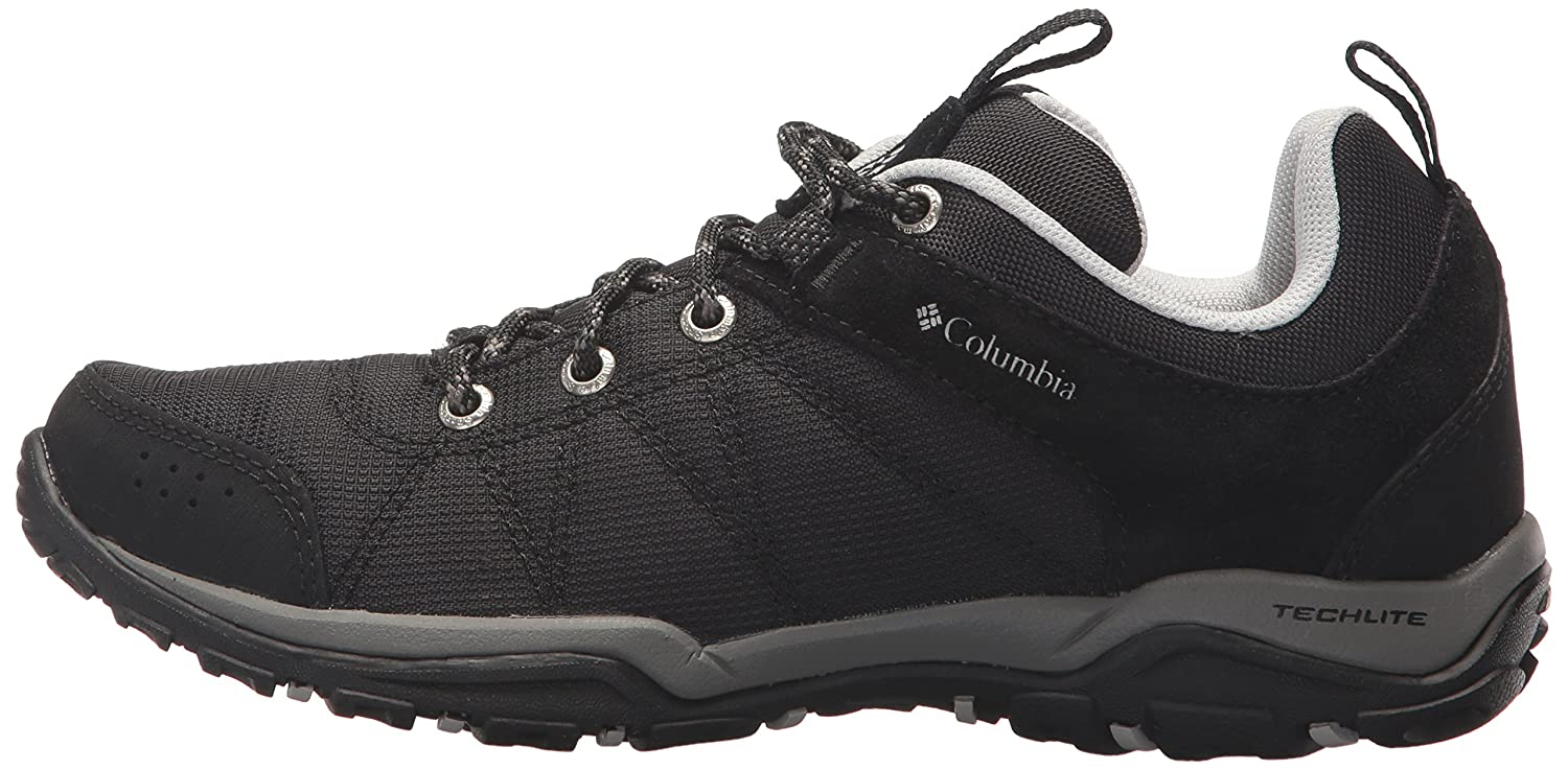 Columbia Women's Fire Venture Textile Hiking Boot Grey B073RNT62L 8.5 B(M) US|Black, Grey Boot Ice 7b8abd