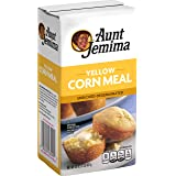 Aunt Jemima Yellow Cornmeal, 2lb Bag