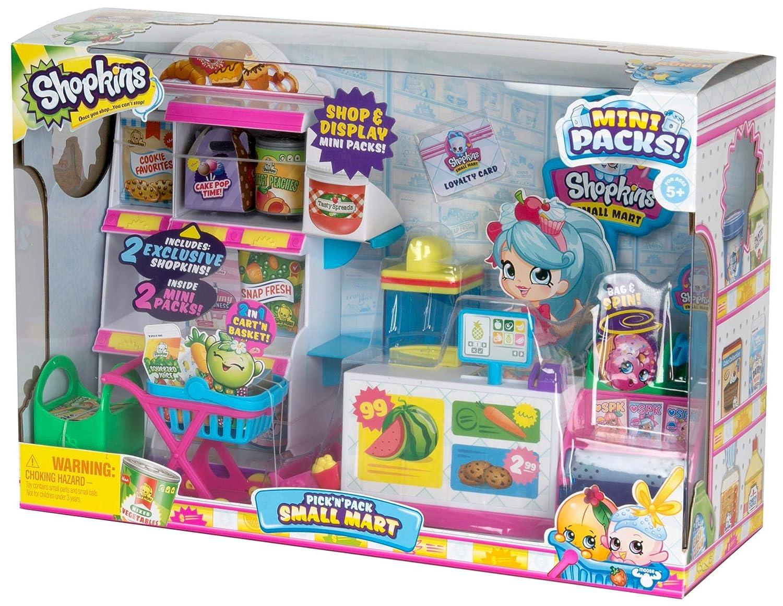 Shopkins Season 10 Mini Pick N/' Pack Small Mart