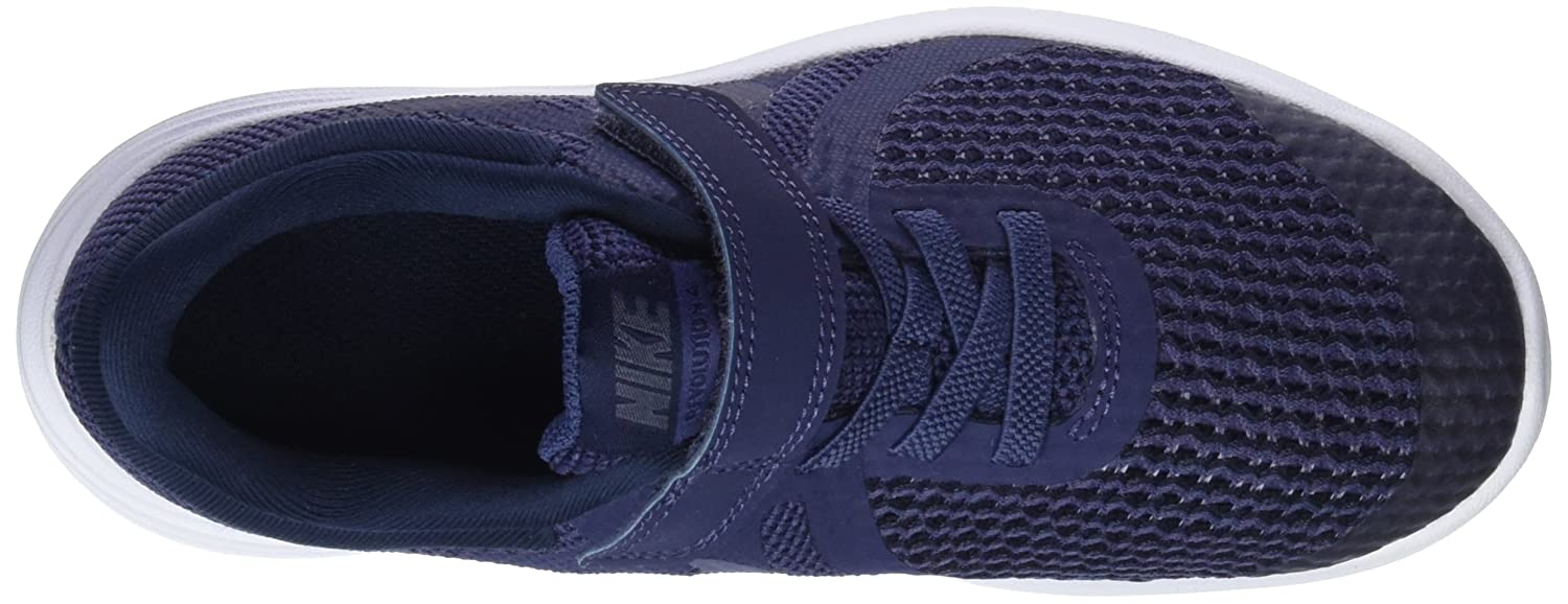 13.5C Regular US Little Kid PSV Nike Boys Revolution 4 Obsidian Running Shoe Neutral Indigo//Light Carbon