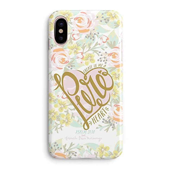 Amazon Compatible IPhone X Case Girls Life Power Quotes Cute Gorgeous Quotes From The Bible About Life