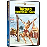 Tarzans Three Challenges [Import USA Zone 1]