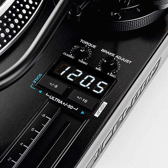 Reloop Plato RP-8000 MK2: Amazon.es: Instrumentos musicales