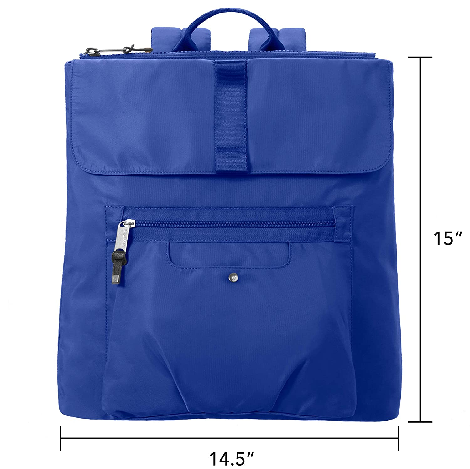ac15274c4f74 Amazon.com  Baggallini Skedaddle Laptop Backpack