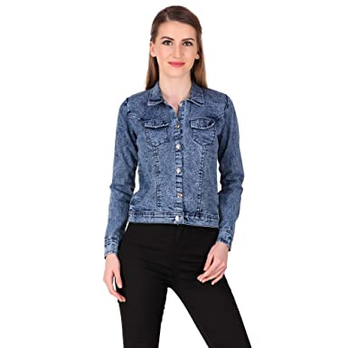 reasonably priced on sale meet Buy Online Shopping Mall Stylish & Trendy Blue Denim Jackets for ...