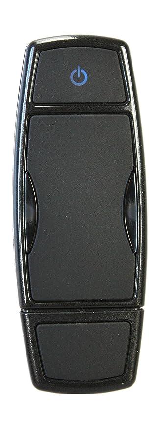 mr HandsFree Spy - Avisador de radares fijos por GPS con carga por panel solar: Amazon.es: Electrónica