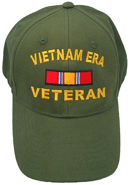 Amazon.com  Buy Caps and Hats Vietnam ERA Veteran Cap w Bumper ... 1b8ec41501