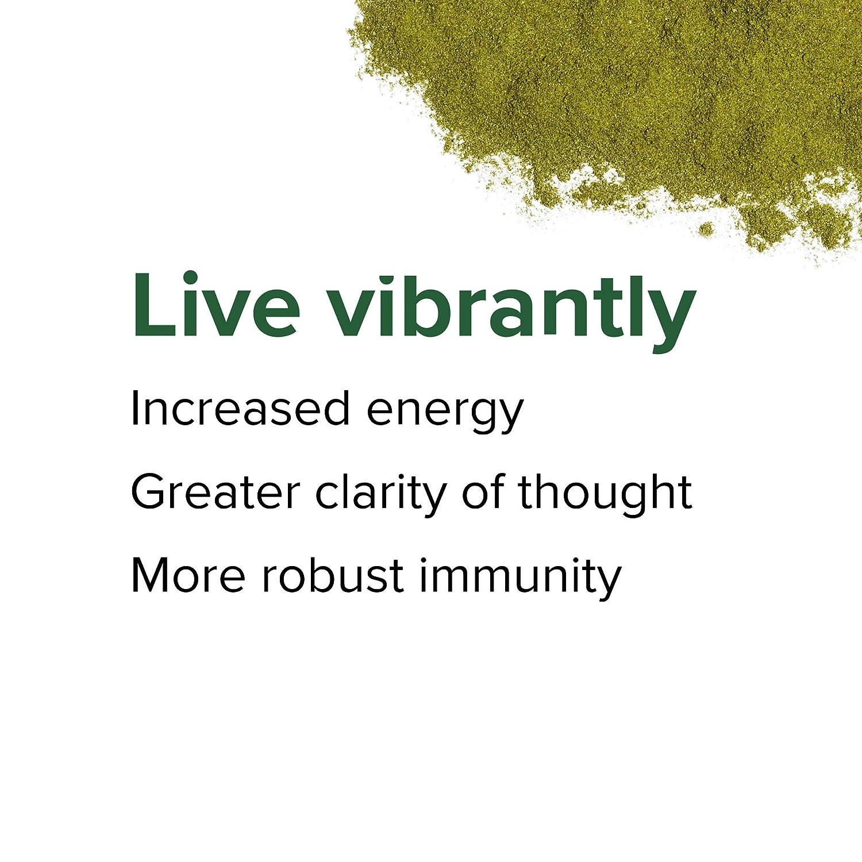 Amazon.com: Salud Vibrante Green Vibrance, Verde, 1, 1 ...