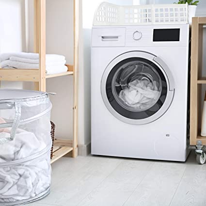 ELTOW Protector de lavandería| evita que la ropa se caiga detrás ...