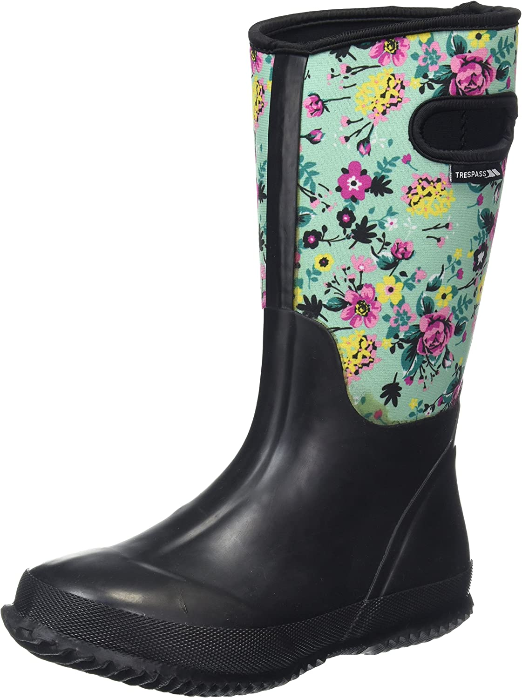 Women/'s Wellington Boots Trespass Geraldine
