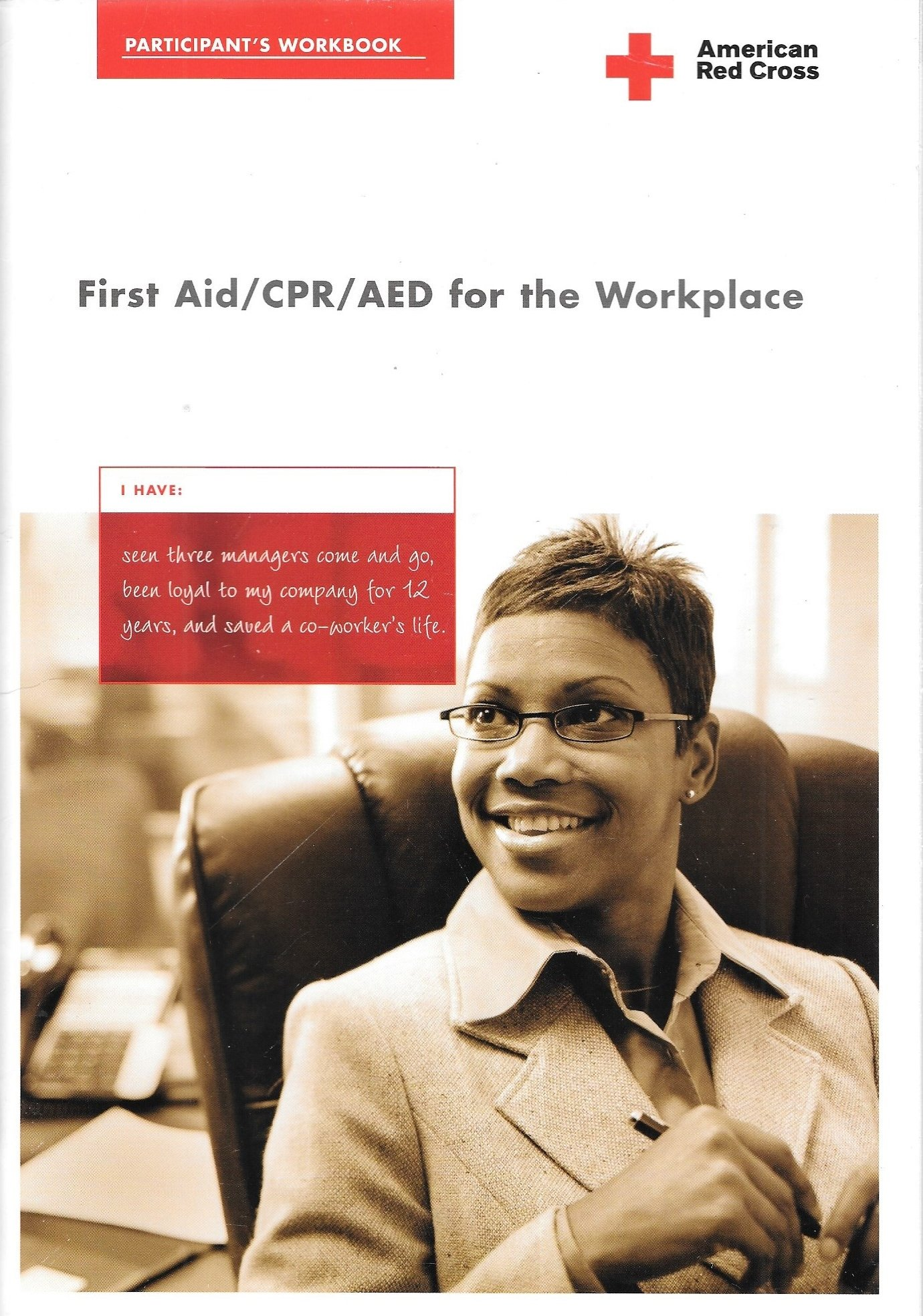 Download participants workbook- first aid/CPR/AED for the workplace pdf