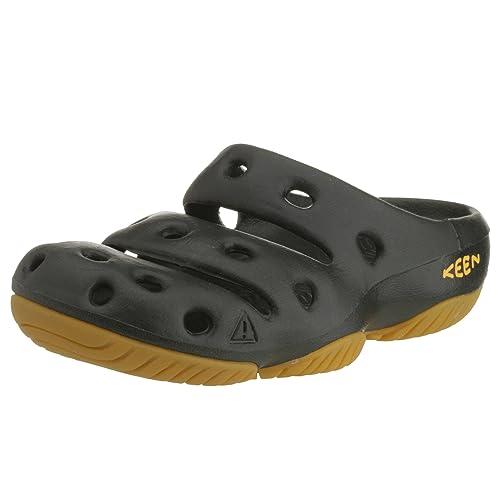 0988584d014d Keen yogui womens slip on sandal black shoes jpg 500x500 Keen yogui
