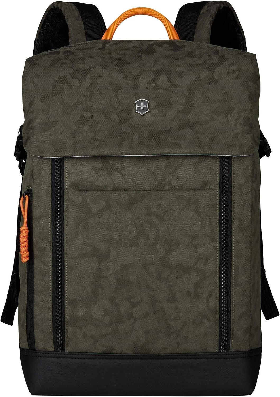 Victorinox Altmont Classic, Deluxe Flapover Laptop Backpack, Olive Camo