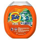 Amazon Price History for:Tide Pods Plus Febreze He Turbo Laundry Detergent Pacs Tub, Botanical Rain, 61 Count