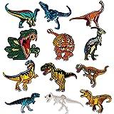 Czemo Parches Ropa Termoadhesivos Infantiles Dinosaurios Patch Sticker Parches para la Camiseta Jeans Ropa Bolsas, 12pcs