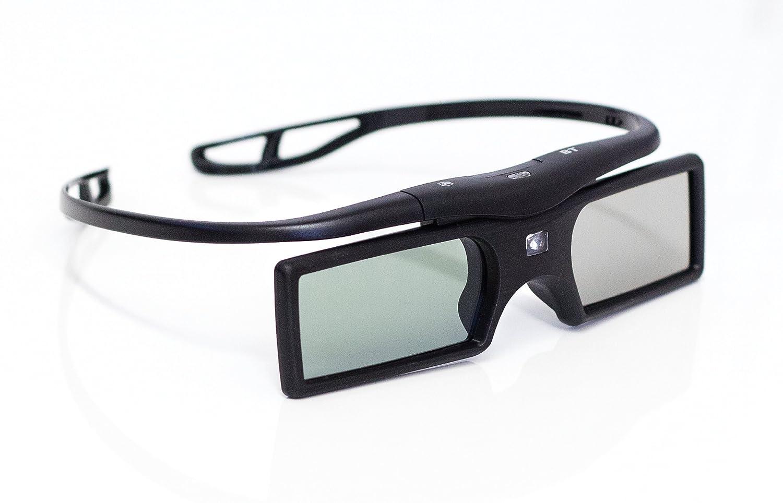 2 x 3D Active Shutter DLP 3D Brille für DLP-Link: Amazon.de: Elektronik
