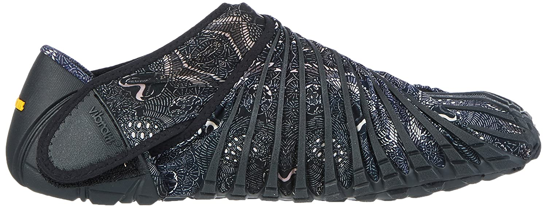 Vibram Men's Sneaker and Women's Furoshiki Gru Sneaker Men's B01HCEP8BC EU:40-41/UK MAN:6-7.5/UK WOMAN:7.5-8.5/CM:25-26/US MAN:7-8.5/US WOMAN:8.5-9.5|Black Paisley d6401f