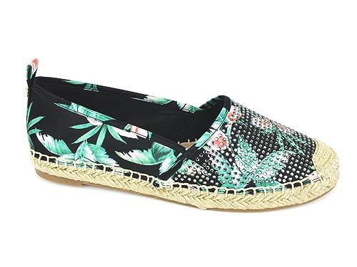 Guess Fl2hn2 Fap14 Hanna Y2 - Mocasines para mujer, color negro, talla 36: Amazon.es: Zapatos y complementos