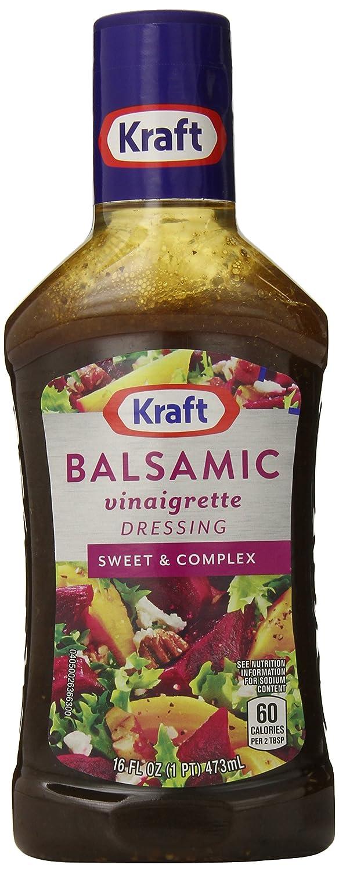 Ingredients Annie S Naturals Balsamic Dressing