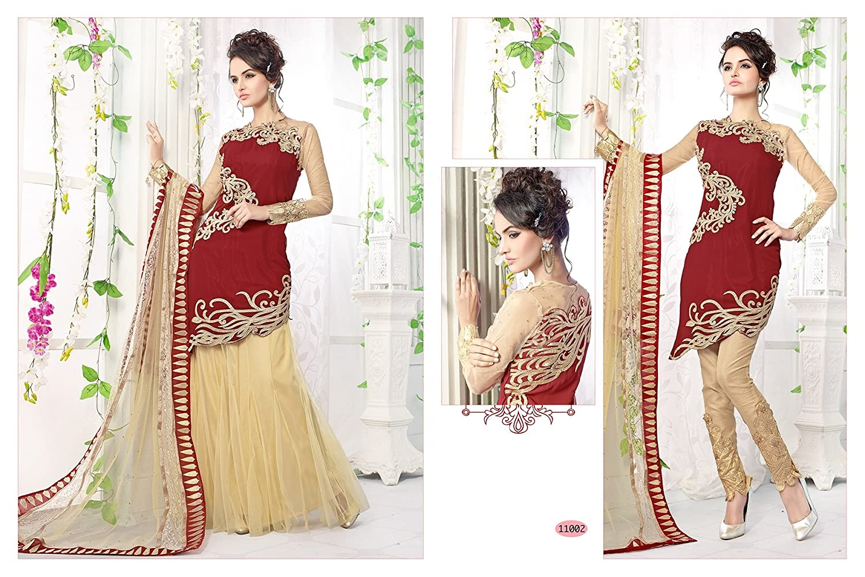 Aarti Fashionable Dresses Party Wear and Weding Wear Fancy ...