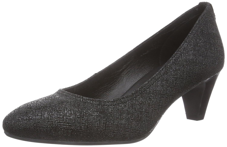 ECCO Footwear Womens Altona Dress Pump B00VS8K4JK 40 EU/9-9.5 M US|Black Embossed