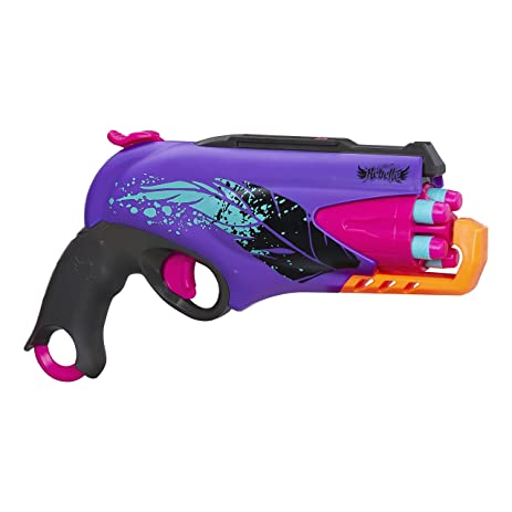 Nerf Rebelle Mission Central Cradle and App