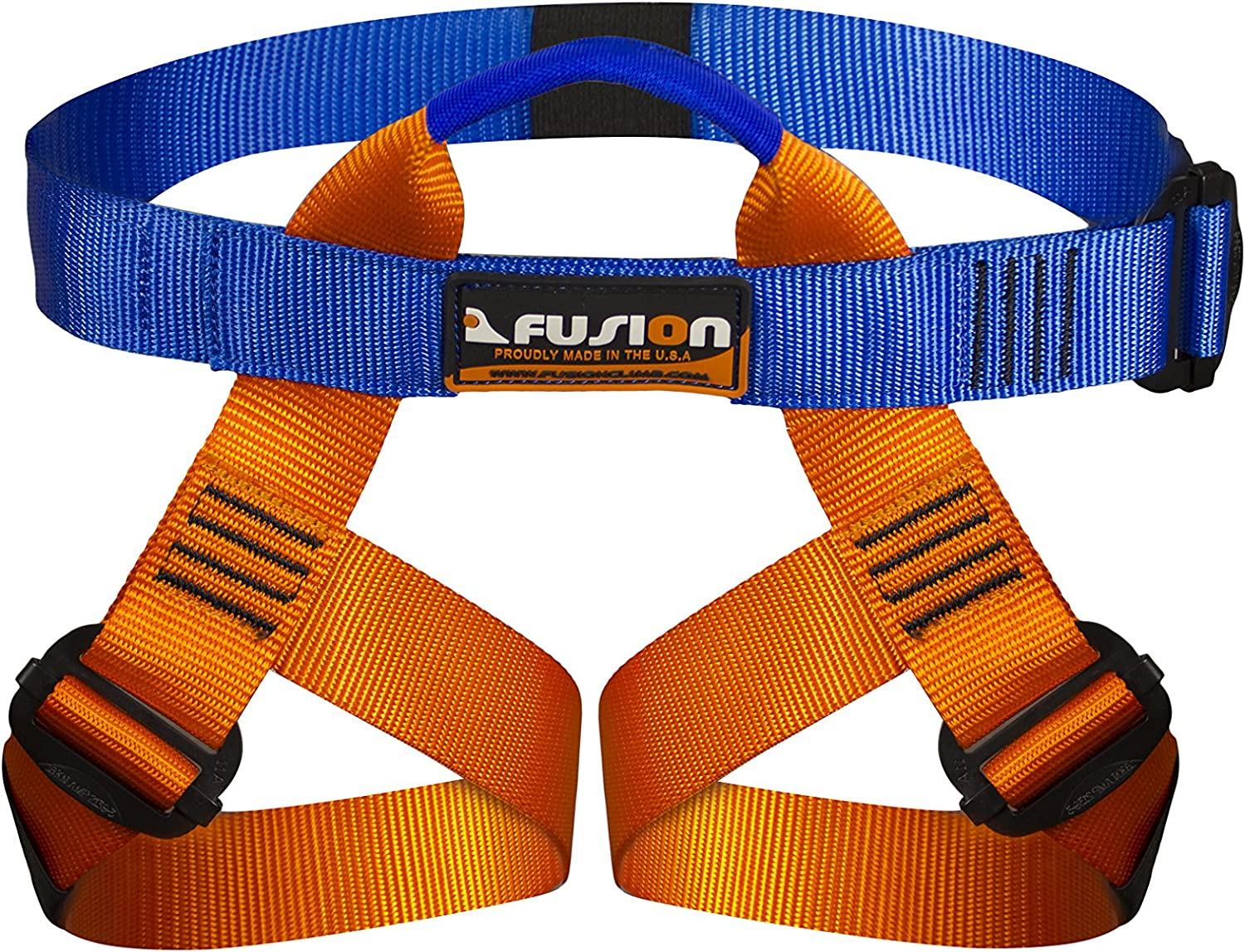 Fusion Kids Centaur Harness, Orange, Youth Universal (12 and Under) : Sports & Outdoors