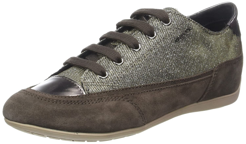 Geox D New Moena D, Zapatillas para Mujer