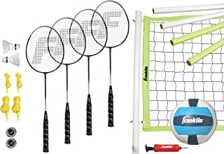 Franklin Sports Advanced Badminton/Volleyball Set by Franklin Sports Dealfisher 50602