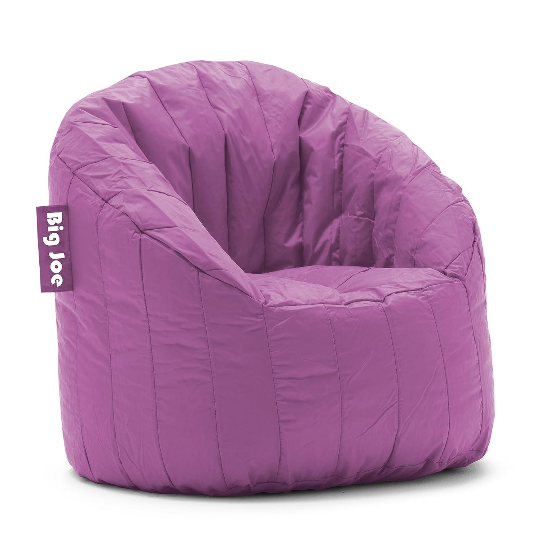 Amazon.com: Big Joe Lumin SmartMax Fabric Chair, Fuchsia: Kitchen U0026 Dining