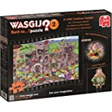 "Wasgij ""Back to 2 A 14th Century Castle"" Jigsaw Puzzle (1000-Piece)"
