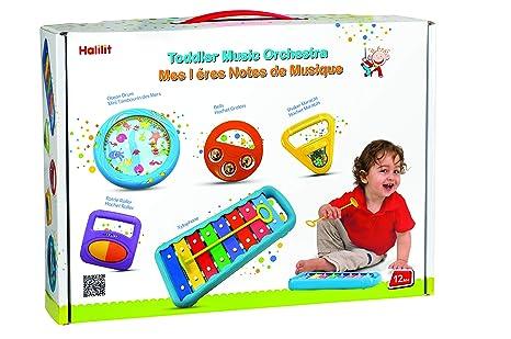 e67e178b3d40 Amazon.com  Hohner Kids Toddler Music Band  Musical Instruments