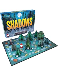 ThinkFun Shadows in the Forest Play in the Dark Board Game for Kids and Families Age 8 and Up - Fun and Easy to Learn...
