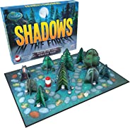 ThinkFun Shadows in the Forest Play in the Dark Board Game for Kids and Families Age 8 and Up - Fun and Easy to Learn with In