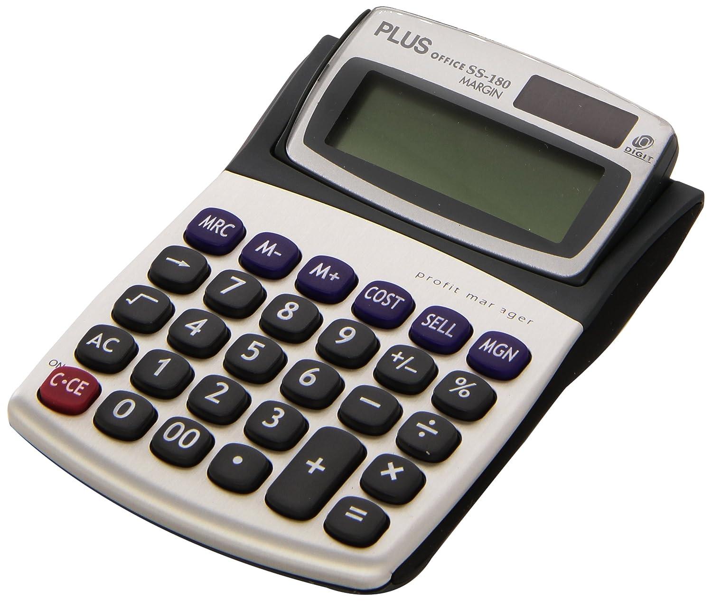 Calculadora Plus Office SS-180 Margin