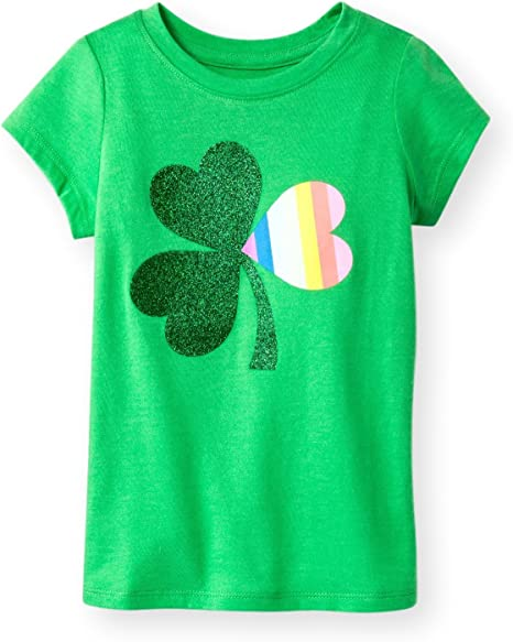 Toddler Lucky Shirt Funny T-Shirt Boys /& Girls Tee Saint Patricks Day Paddys Day