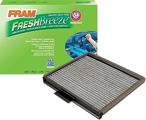 Fram Cf8631a Fresh Breeze Cabin Air Filter With Arm Hammer