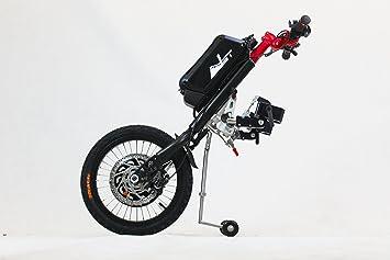 streetjet® 500 W eléctrico silla de ruedas eléctrica Handcycle silla de ruedas. Fijación con