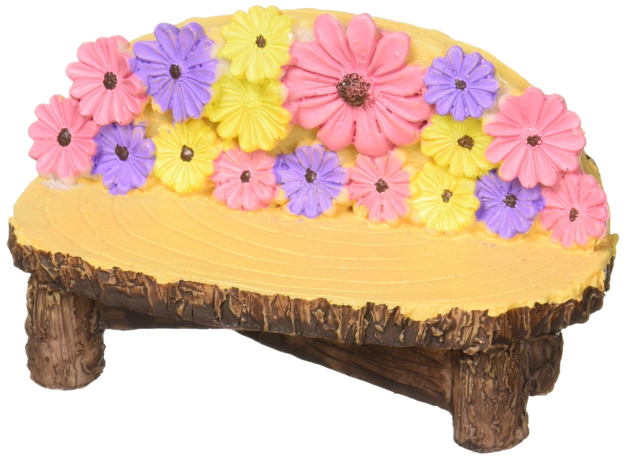 Darice DC2014001 Mini Garden Bench Resin by Darice (Image #1)