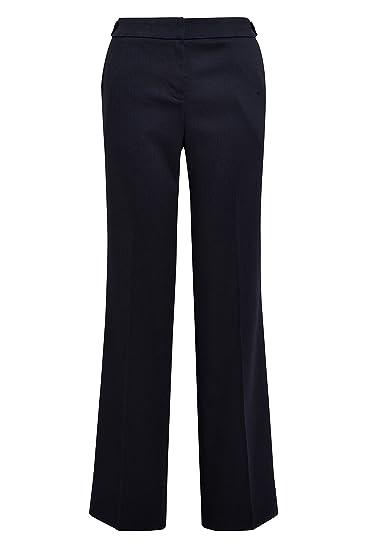 next Damen Elegante Hose mit Legerer Passform – Kurzgröße