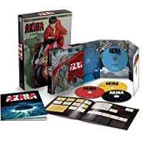 Akira Edición 30ª Aniversario Blu-Ray Edición Coleccionista Formato A4 [Blu-ray]