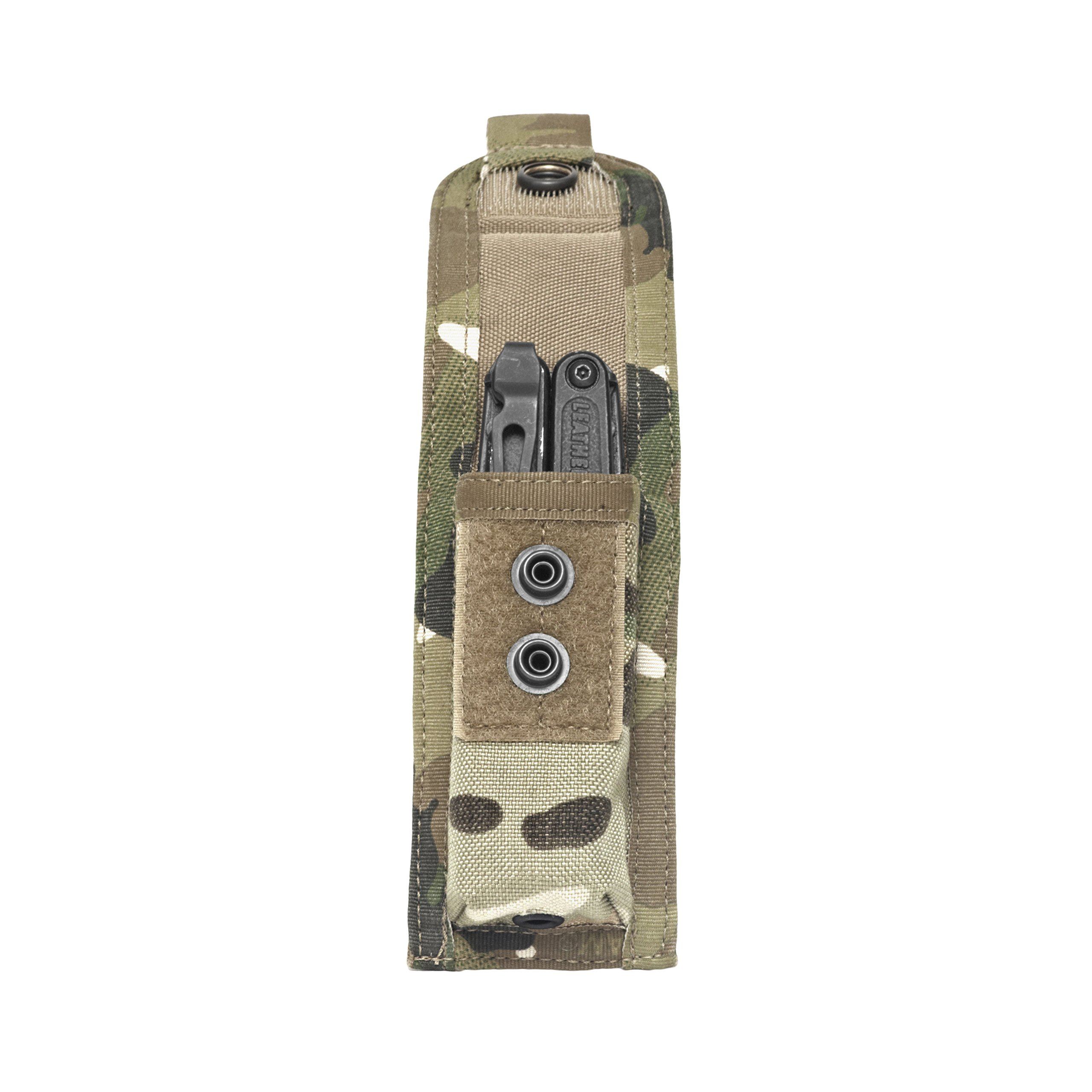 Warrior Assault Systems Utility/Multi Tool Pouch, MultiCam by Warrior Assault Systems (Image #2)