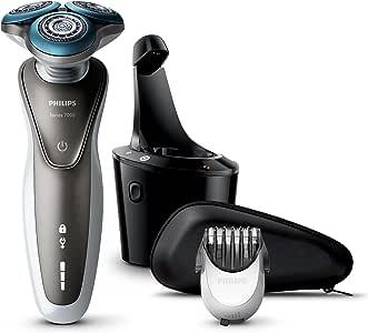 Philips S7720/31 - Afeitadora eléctrica rotativa para hombre, li-ion, 5.4 W, color gris: Amazon.es: Salud y cuidado personal