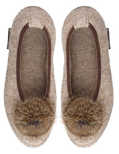 e4f7356e0975 Giesswein Women s Mimi Slippers  Amazon.co.uk  Shoes   Bags
