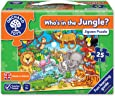 Orchard Toys Jigsaw Puzzle - Who's in the Jungle?