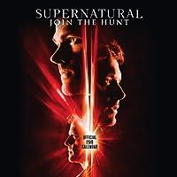 Supernatural Official 2019 Calendar - Square Wall Calendar F