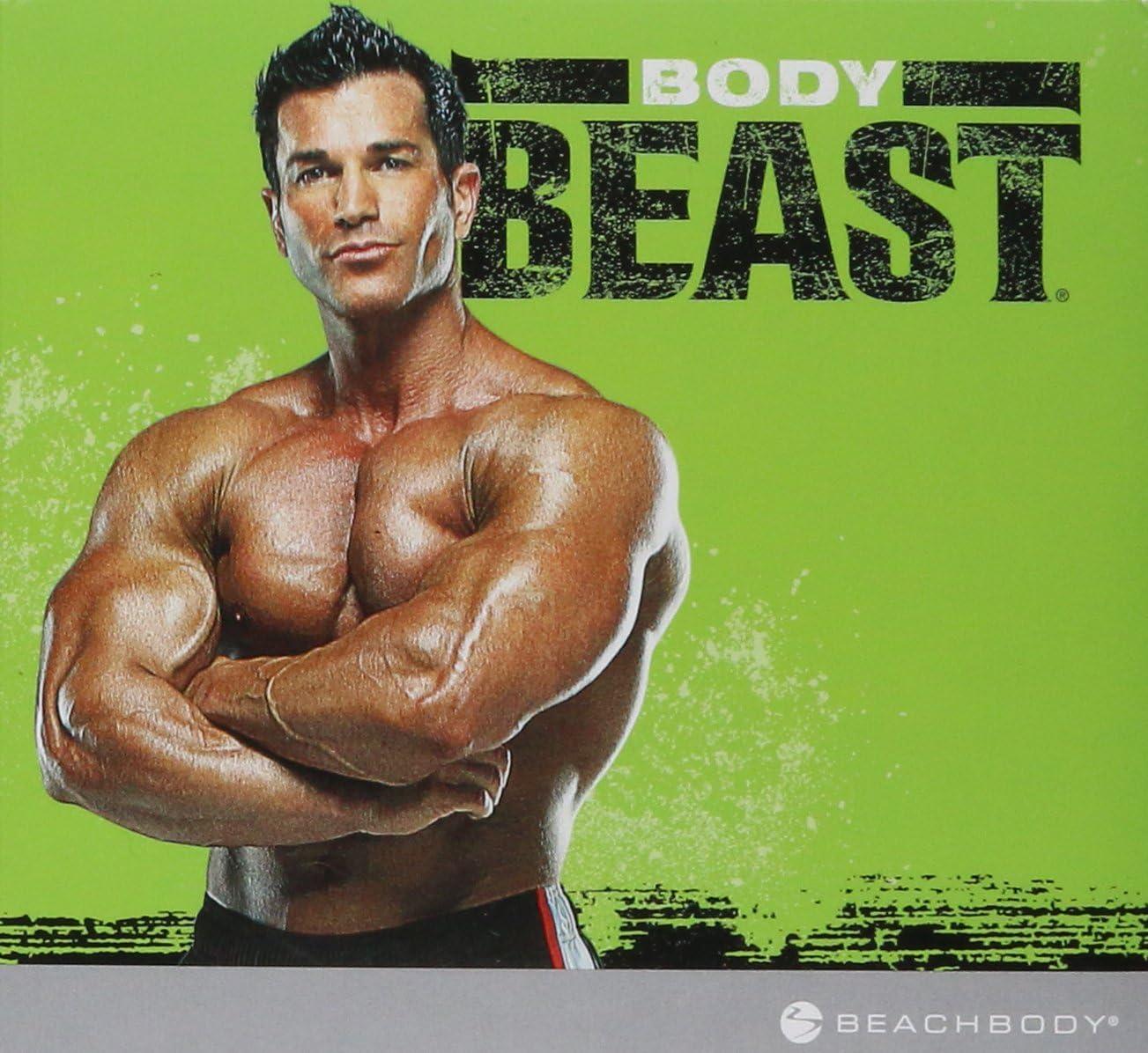 Beachbody Body Beast DVD Workout