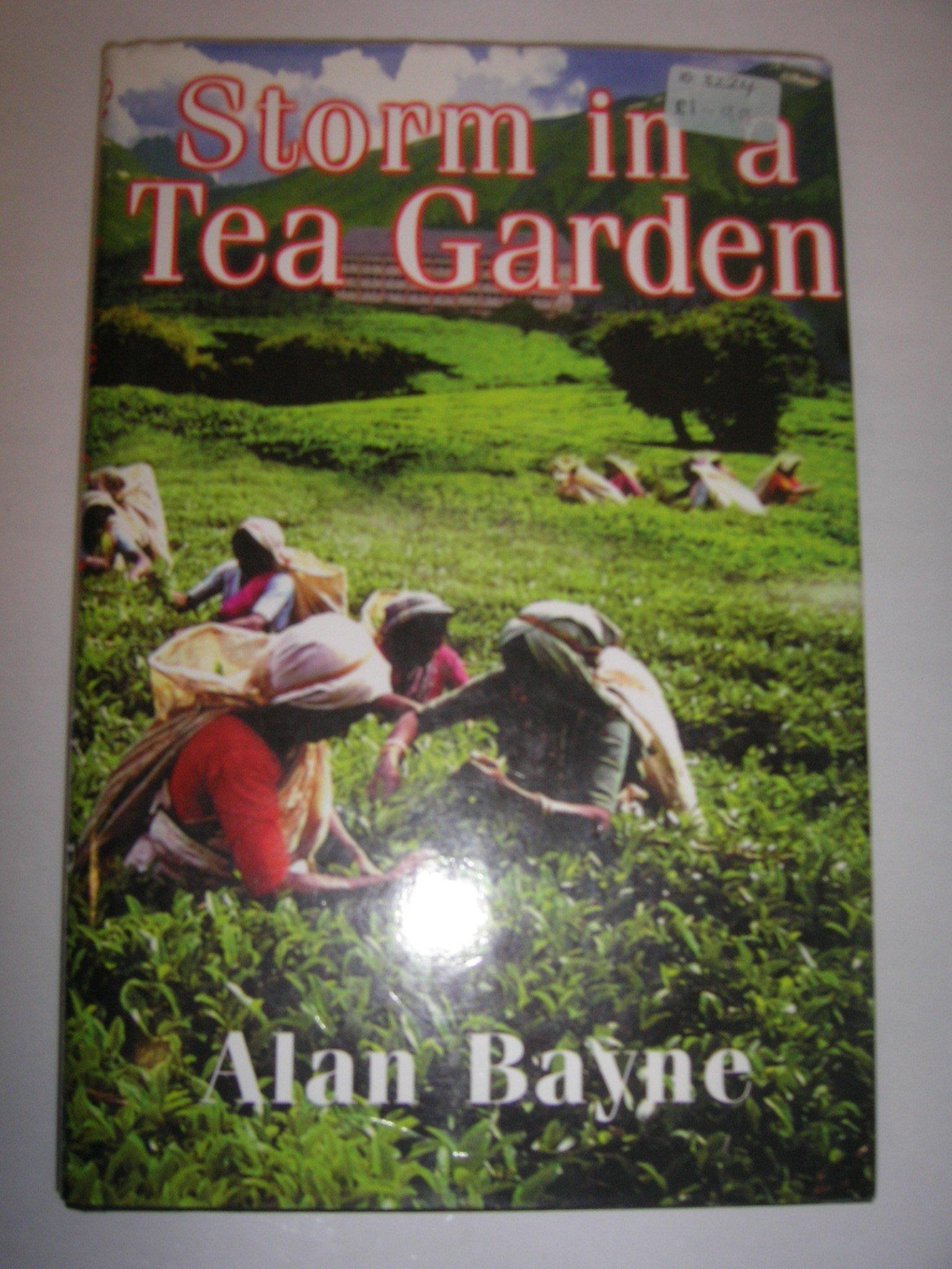 Download Storm in a Tea Garden pdf