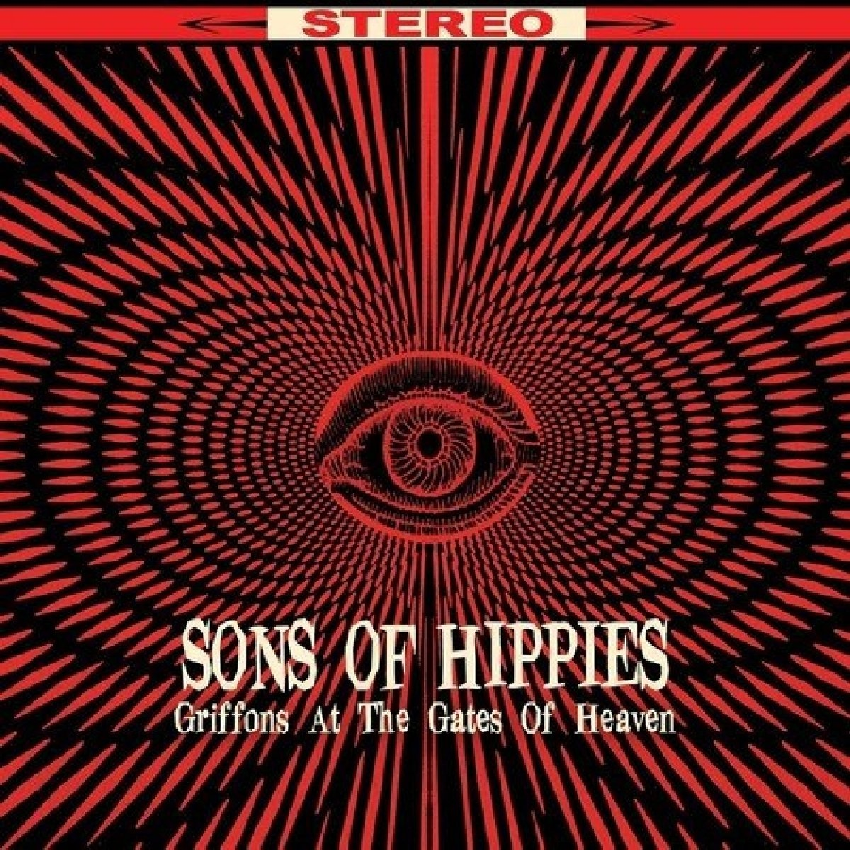 Cassette : Sons of Hippies - Griffons At The Gates Of Heaven (Cassette)
