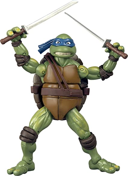 Teenage Mutant Ninja Turtles Classic Collection Original Movie Leonardo Action Figure